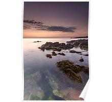 Bouley Bay Sunrise Poster