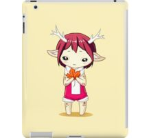 Deer Girl iPad Case/Skin