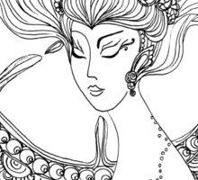 Ningyo – Japanese #Mermaid Sticker