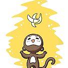 Monkey Banana by freeminds