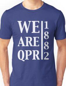We are QPR Unisex T-Shirt