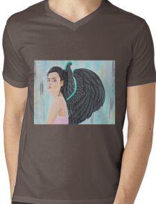 Synchrony Mens V-Neck T-Shirt