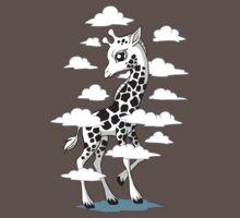 Wandering Giraffe Baby Tee