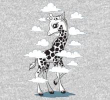 Wandering Giraffe One Piece - Long Sleeve