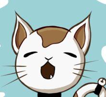 Singing Cat Sticker