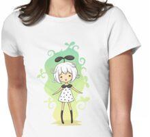 Bean Girl Womens Fitted T-Shirt