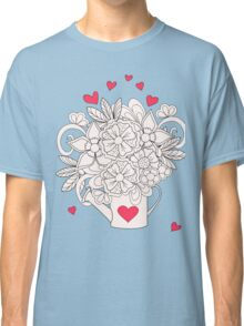 bouquet with love Classic T-Shirt