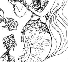 Suvannamaccha – Thailand #Mermaid Sticker