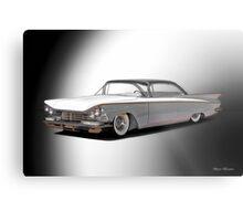 1959 Buick Custom Electra Metal Print