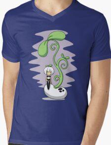 Magic Bean Mens V-Neck T-Shirt