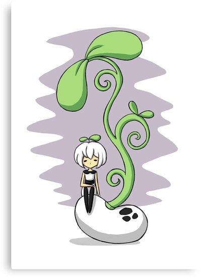 Magic Bean by freeminds