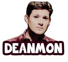"""""""Deanmon"""" Demon!Dean by sonicbowtie"""