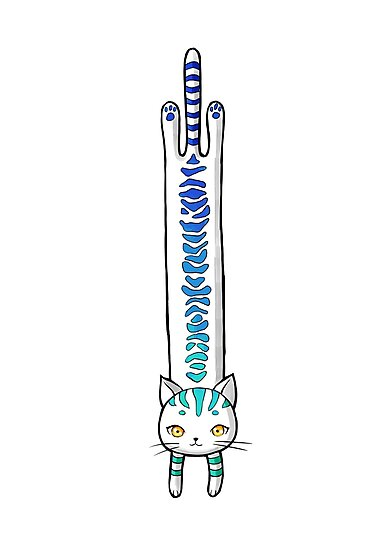 Long Cat by freeminds