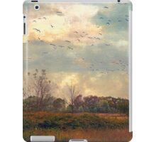 The Migration Season  iPad Case/Skin