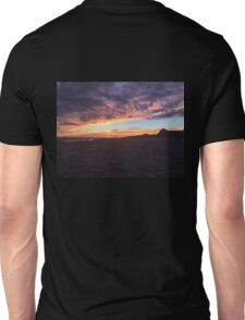 Cape May Point Sunset lV Unisex T-Shirt