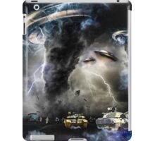 THE FINAL HARVEST ~ ALL FOUGHT OUT iPad Case/Skin