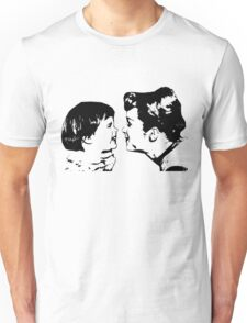 Carrie Fisher & Debbie Reynolds Unisex T-Shirt