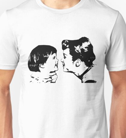 Carrie Fisher & Debbie Reynolds Unisex T-Shirt