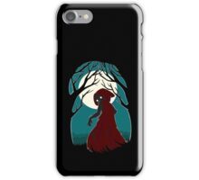 Red Riding Hood 2 iPhone Case/Skin