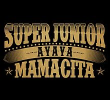 Super Junior Mamacita by supalurve