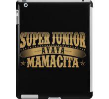 Super Junior Mamacita iPad Case/Skin