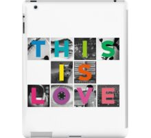 Super Junior This is Love iPad Case/Skin
