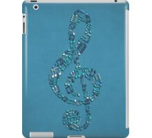 Playing the Blues iPad Case/Skin