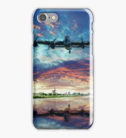 The Dutch Run iPhone Case/Skin