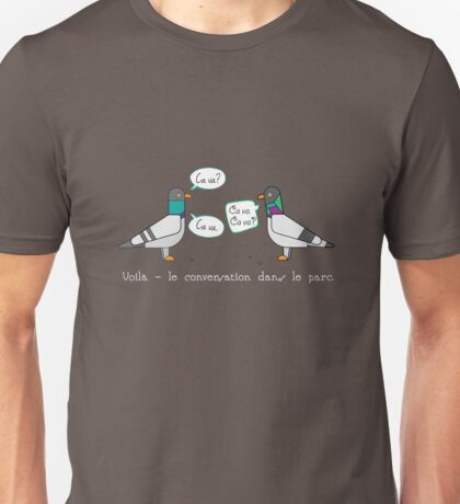 Ca va? Ca Va! Unisex T-Shirt