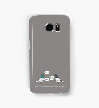 Ca va? Ca Va! Samsung Galaxy Case/Skin