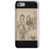 The Partidge Family Cast iPhone Case/Skin