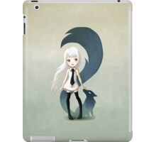 Fox Daemon iPad Case/Skin