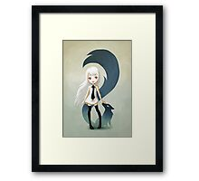 Fox Daemon Framed Print