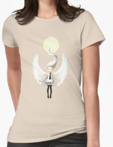 Angel 2 Womens Fitted T-Shirt