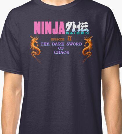 Ninja Gaiden 2 (NES) Classic T-Shirt