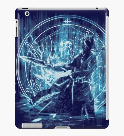 philosophal storm - edward iPad Case/Skin