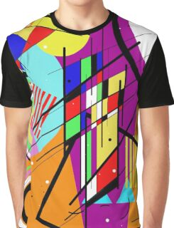 Crazy Retro II Graphic T-Shirt