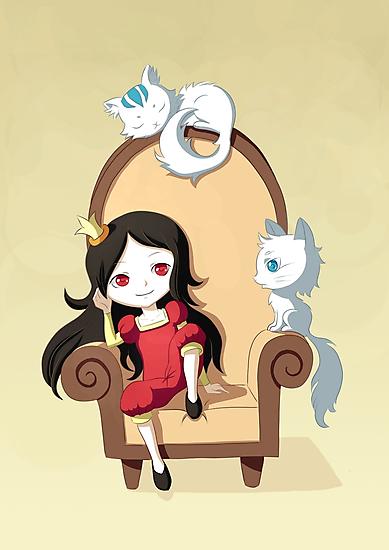 Princess by freeminds