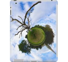 Dead Elm Tree in Brooke Park, Derry iPad Case/Skin