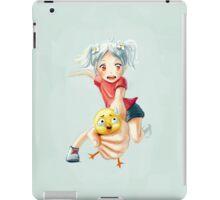 Chicken Grab iPad Case/Skin