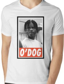 -MOVIES- ODog Menace II Society Mens V-Neck T-Shirt
