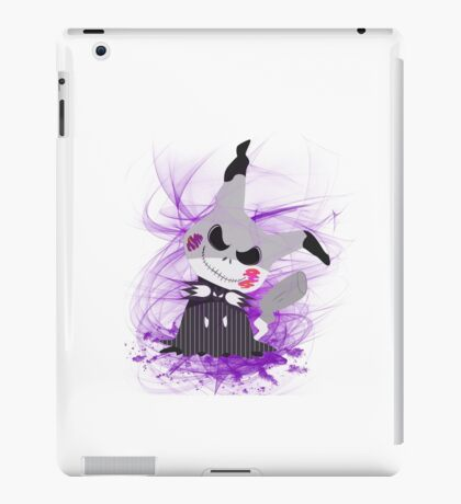 Mimikyu Busted Nightmare Before X-MAS iPad Case/Skin