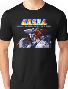M.U.S.H.A. (Genesis Title Screen) Unisex T-Shirt