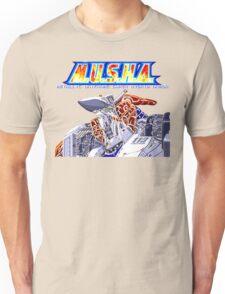 M.U.S.H.A. (Genesis Title Screen) Unisex T-Shirt