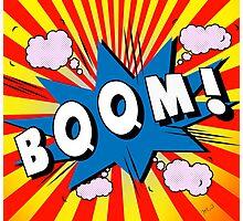boom Photographic Print