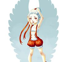 Dancer by freeminds