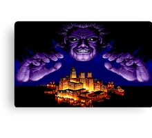 Mr X (Streets of Rage) Canvas Print
