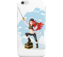 Pirate Girl iPhone Case/Skin