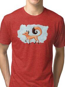 Proud Fox Tri-blend T-Shirt