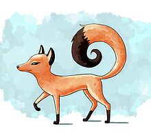 Proud Fox by freeminds